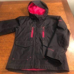 Columbia Youth Omni-Shield Jacket.